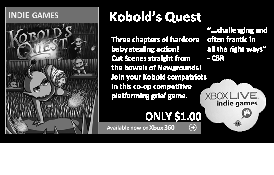 Buy Kobold's Quest!
